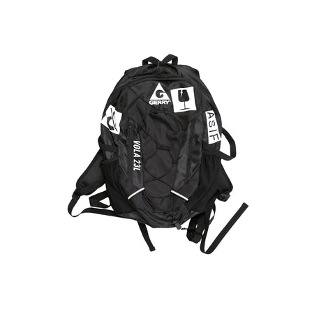 ASIF Gerry Jacket + Backpack Set-Black