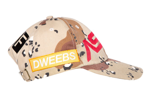 ASIF x DWEEBS CAMO SPONSORSHIP PROGRAM CAP - ASIF (as seen in the future)