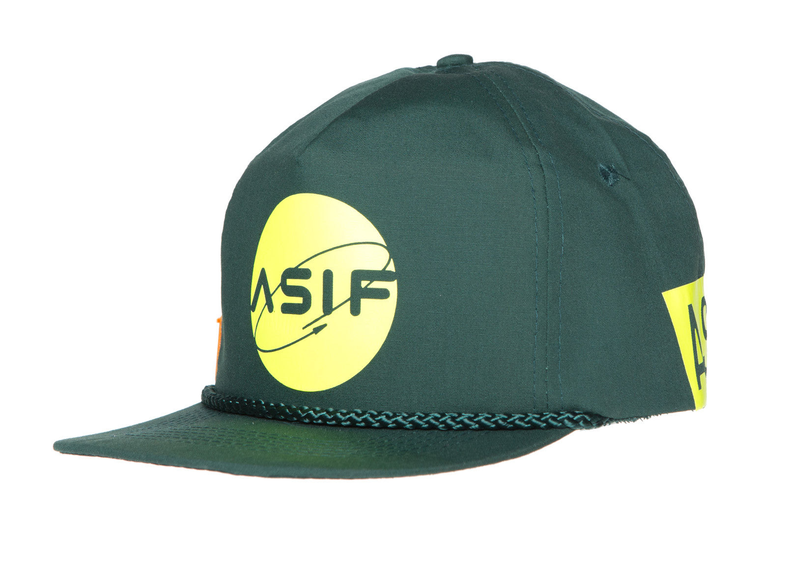 ASIF x DWEEBS SPONSORSHIP PROGRAM TRUCKER CAP - ASIF (as seen in the future)