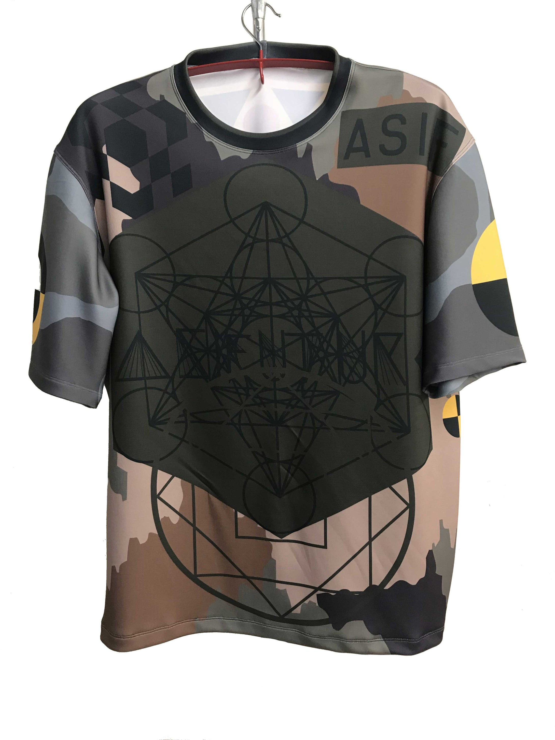 ASIF Deflect Camo Shirt - ASIF (as seen in the future)