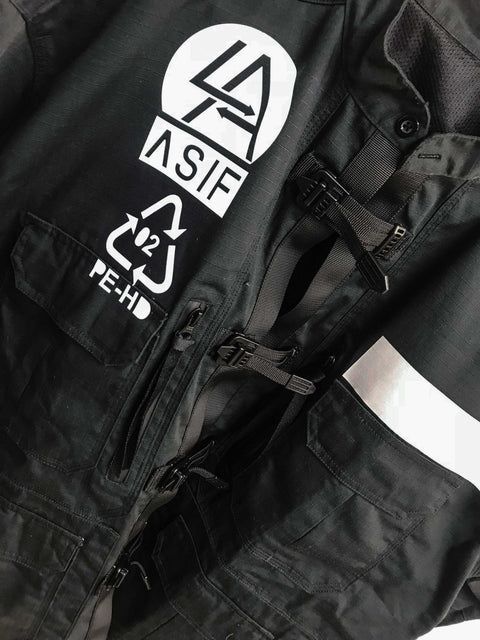ASIF Tang Jacket - ASIF (as seen in the future)