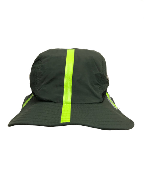 ASIF Bucket Flap Hat - Forest - ASIF (as seen in the future)