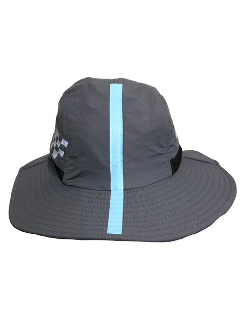 ASIF Bucket Flap Hat - Grey - ASIF (as seen in the future)