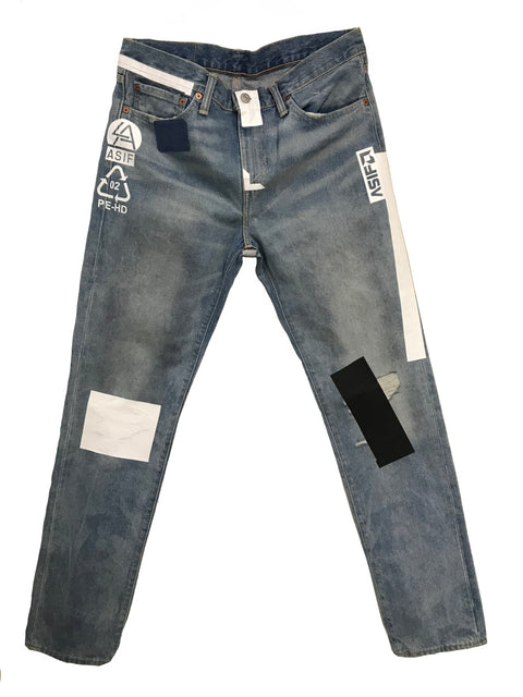 ASIF Rework Denim - ASIF (as seen in the future)
