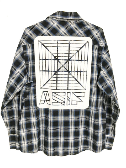 ASIF Wrangler Shirt - ASIF (as seen in the future)