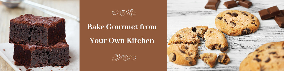 Gourmet Cookie and Brownie Mixes