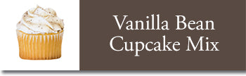 Vanilla Bean Cupcake Mix