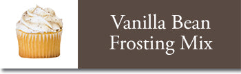 Vanilla Bean Frosting Mix