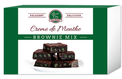 Creme de Menthe Brownie Mix