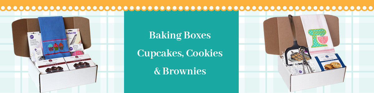 Baking Box &  Cupcake kits
