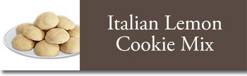Italian lemon cookie mix instructions