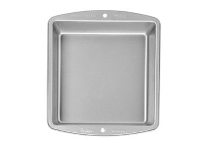 8 inch Recipe Right Square Pan