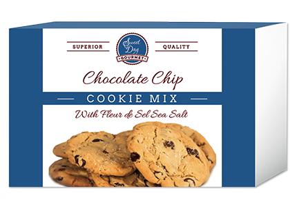 Sea Salted Chocolate Chip Cookie Mix