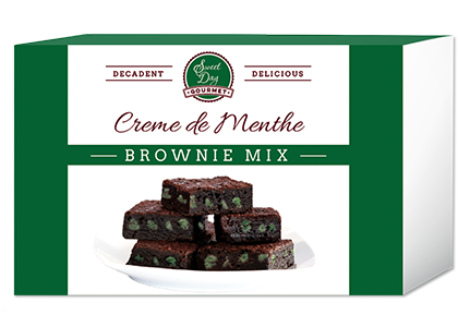 Creme deMenthe Brownie Mix