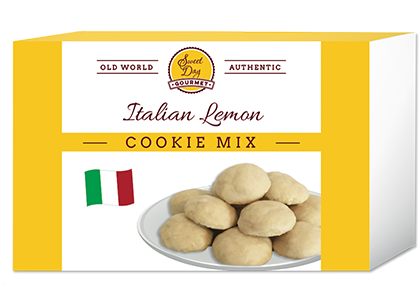Italian Lemon Cookie Mix
