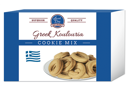 Koulouria Greek Cookie Mix
