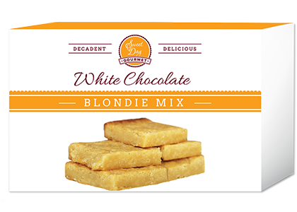 White Chocolate Blondie Mix