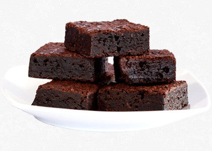 European fudge brownies
