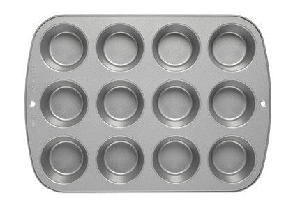 Wilton®  Recipe Right®  12 Cup Muffin pan