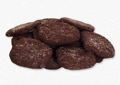 French Chocolate Sable Cookies