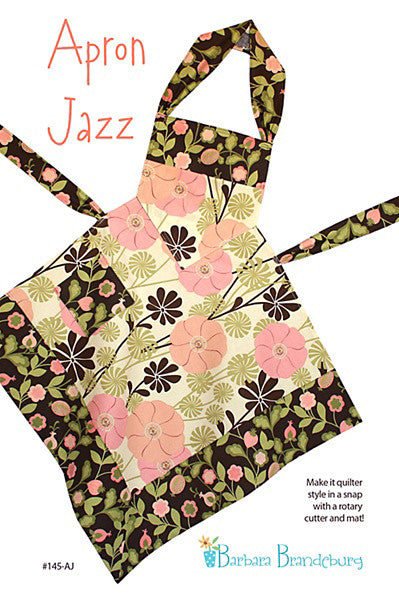 Apron Jazz - downloadable PDF pattern