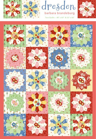 Dresden Quilt - downloadable PDF pattern