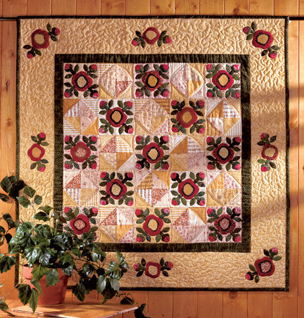 Sweetbrier Rose - downloadable PDF pattern