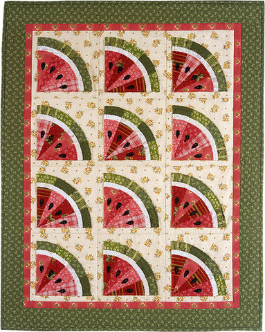 Watermelon - downloadable PDF pattern