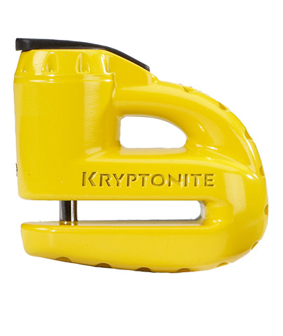 Kryptonite Keeper 5-S2 Disc Lock - Matte Yellow