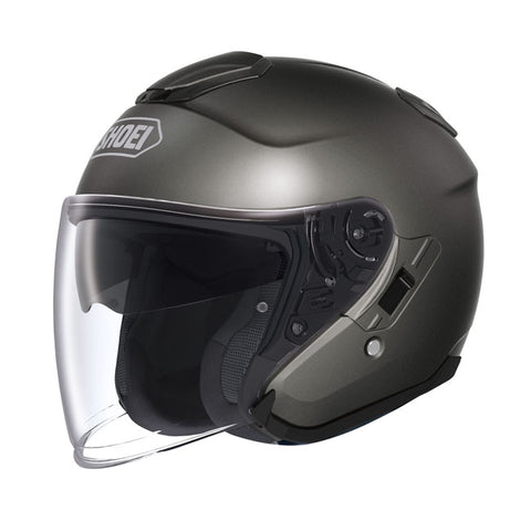 Shoei J-Cruise Open Face Helmet - Anthracite
