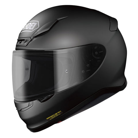Shoei NXR Full Face Helmet - Matt Black