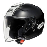 Shoei J-Cruise TC-5 Corso Open Face Helmet - Black