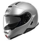 Shoei Neotec II Full Face Helmet - Light Silver