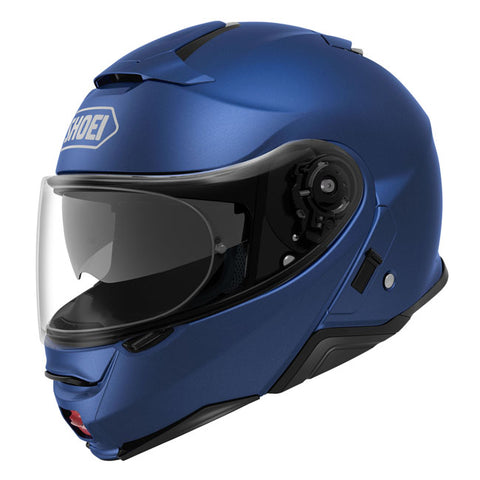 Shoei Neotec II Full Face Helmet - Matt Blue Metallic