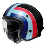 Shoei J.O TC-10 Nostalgia Open Face Helmet