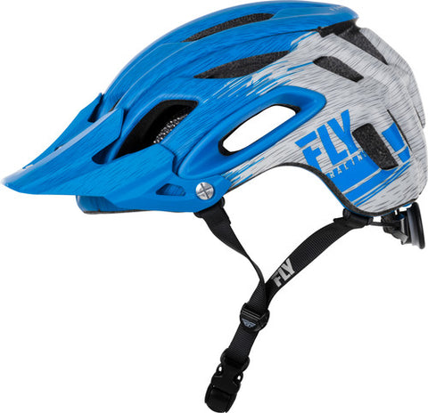 Fly Racing Freestone Ripa MTB Helmet - Matte Blue/Grey