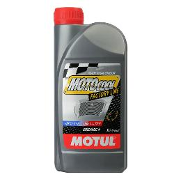 Motul Motocool Factory Line Motocross Dirt Bike 1L