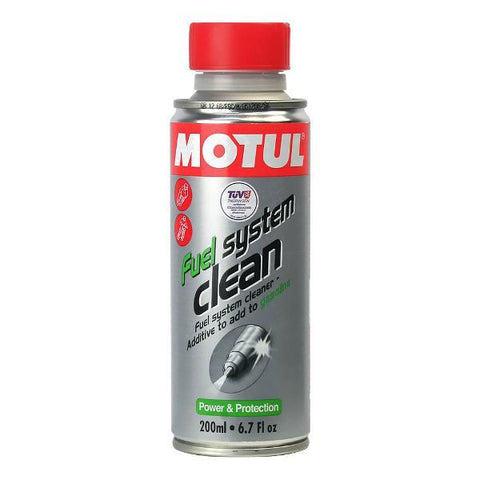 Motul Fuel System Clean Motocross Dirt Bike Cleaner