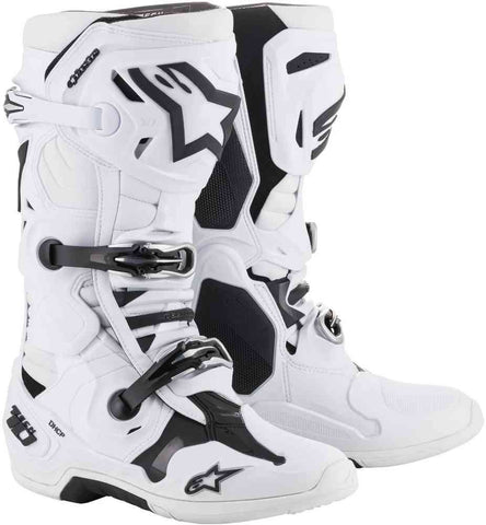 Alpinestars 2019 Tech 10 MX Boots - White