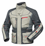 Dririder Vortex Adventure 2 Men's Motorcycle Jacket - Sand