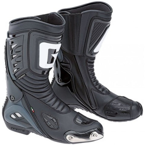 Gaerne Grw Aquatech Motorcycle Riding Boots - Black