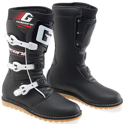Gaerne Balance Classic Trials Boots- Black
