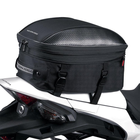 Nelson-Rigg Tailbag CL-1060-ST Touring Expandable 25-33L