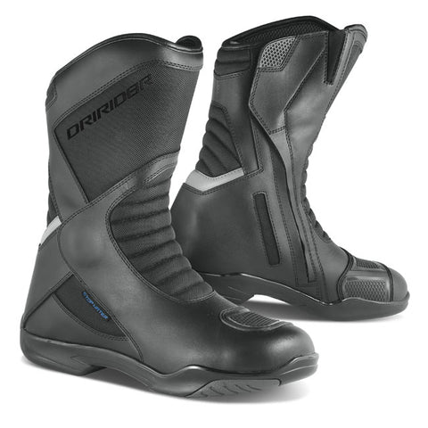 Dririder Air-Tech 2 Motorcycle Boots - Black