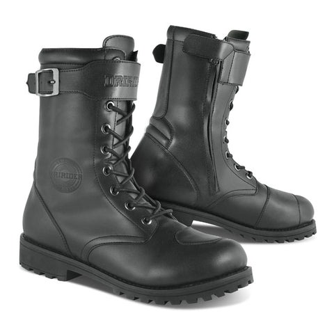 Dririder Legend Motorcycle Boots - Black