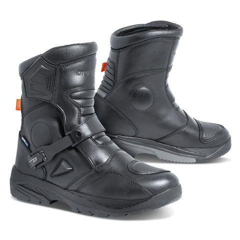 Dririder Adventure C2 Motorcycle Boots - Black