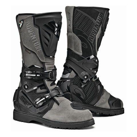 Sidi Adventure 2 Gore-Tex Motorcycle Boots - Grey