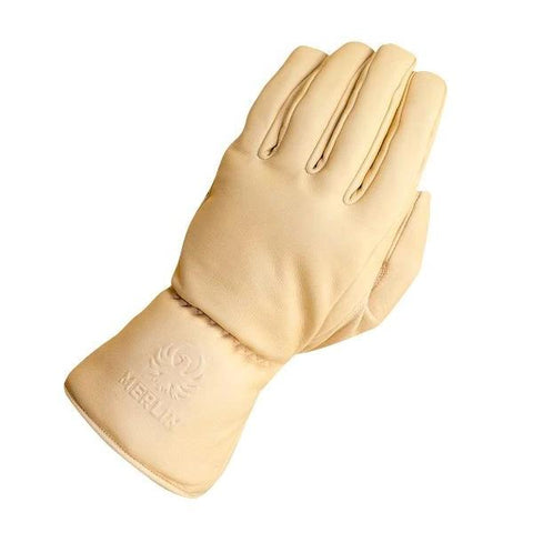 Merlin Stone Mens Gloves – Bone