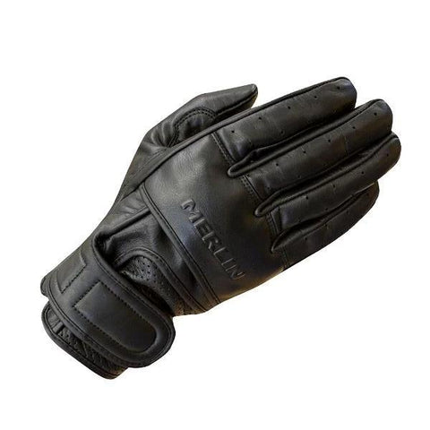 Merlin Stretton Mens Gloves – Black