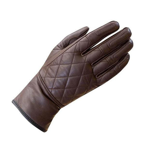 Merlin Salt Women's Gloves – Brown